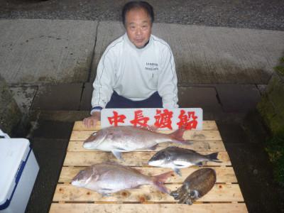 中長渡船の2019年11月24日(日)1枚目の写真