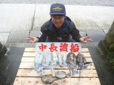 中長渡船の2019年11月24日(日)2枚目の写真