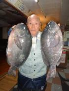丸銀釣りセンターの2019年11月23日(土)2枚目の写真