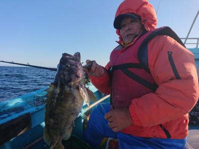 釣船 幌岩丸の2019年11月26日(火)3枚目の写真