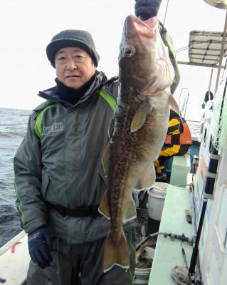 佐々木釣具店 平進丸の2019年11月27日(水)1枚目の写真