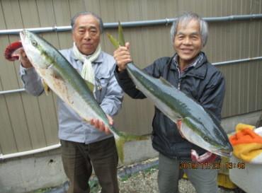 奥村釣船の2019年11月26日(火)2枚目の写真