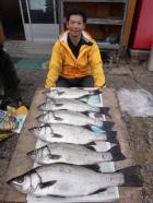 丸銀釣りセンターの2019年11月26日(火)1枚目の写真