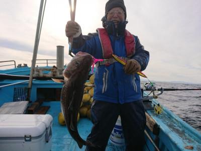 釣船 幌岩丸の2019年11月27日(水)4枚目の写真