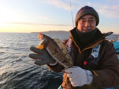 釣船 幌岩丸の2019年11月27日(水)5枚目の写真