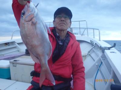 秀吉丸の2019年11月27日(水)3枚目の写真
