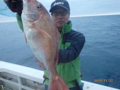 秀吉丸の2019年11月27日(水)5枚目の写真