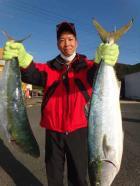 丸銀釣りセンターの2019年11月28日(木)2枚目の写真
