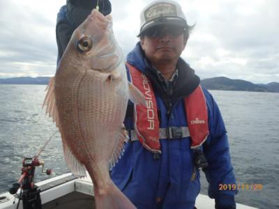 秀吉丸の2019年11月29日(金)1枚目の写真