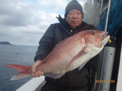 秀吉丸の2019年11月29日(金)2枚目の写真