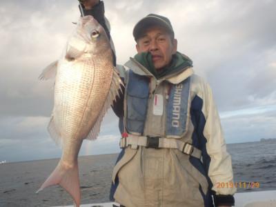 秀吉丸の2019年11月29日(金)4枚目の写真