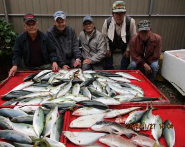 奥村釣船の2019年11月27日(水)1枚目の写真