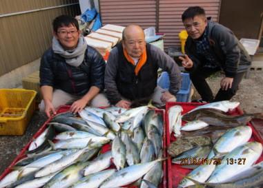 奥村釣船の2019年11月29日(金)4枚目の写真