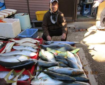 奥村釣船の2019年11月29日(金)5枚目の写真