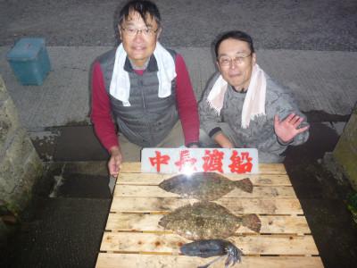 中長渡船の2019年11月30日(土)1枚目の写真