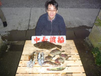 中長渡船の2019年11月30日(土)2枚目の写真