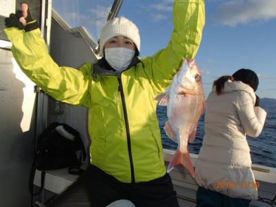 秀吉丸の2019年11月30日(土)1枚目の写真