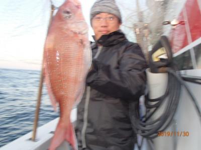 秀吉丸の2019年11月30日(土)3枚目の写真