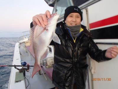 秀吉丸の2019年11月30日(土)5枚目の写真