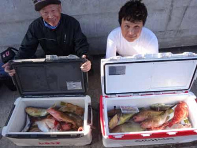 丸銀釣りセンターの2019年11月30日(土)5枚目の写真