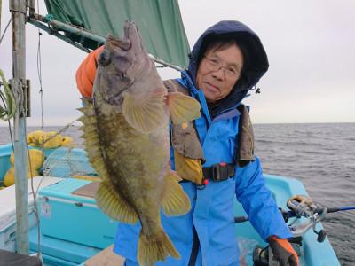 釣船 幌岩丸の2019年12月1日(日)2枚目の写真