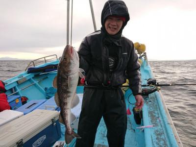 釣船 幌岩丸の2019年12月1日(日)3枚目の写真