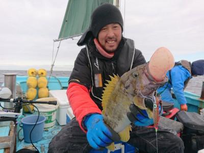 釣船 幌岩丸の2019年12月1日(日)4枚目の写真