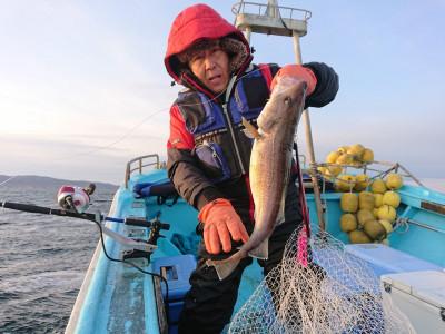 釣船 幌岩丸の2019年12月1日(日)5枚目の写真