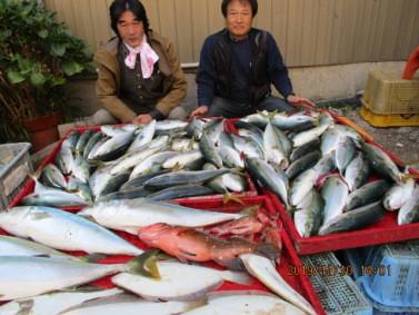 奥村釣船の2019年11月30日(土)3枚目の写真