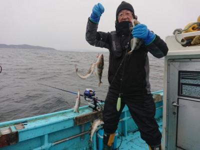 釣船 幌岩丸の2019年12月2日(月)1枚目の写真