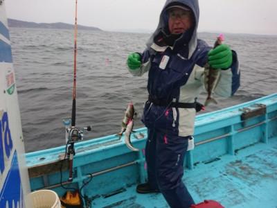 釣船 幌岩丸の2019年12月2日(月)2枚目の写真