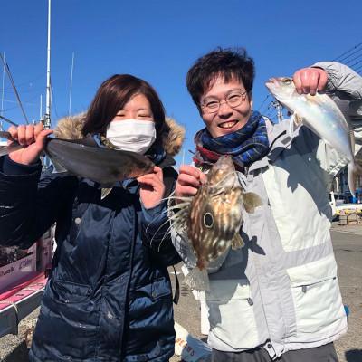 第八幸松丸の2019年12月4日(水)1枚目の写真