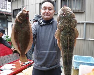 奥村釣船の2019年12月6日(金)2枚目の写真
