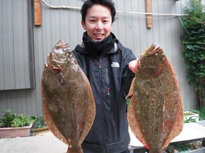 奥村釣船の2019年12月6日(金)3枚目の写真