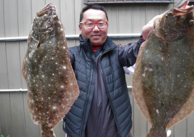 奥村釣船の2019年12月6日(金)4枚目の写真