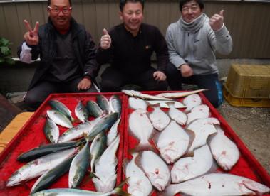 奥村釣船の2019年12月6日(金)5枚目の写真
