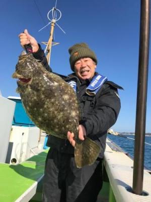 福田丸の2019年12月16日(月)1枚目の写真