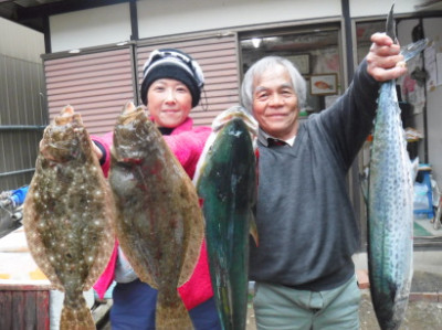 奥村釣船の2019年12月17日(火)1枚目の写真