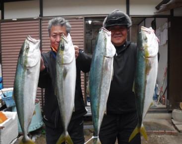 奥村釣船の2019年12月17日(火)2枚目の写真
