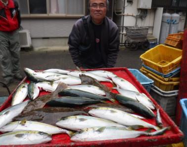 奥村釣船の2019年12月17日(火)3枚目の写真