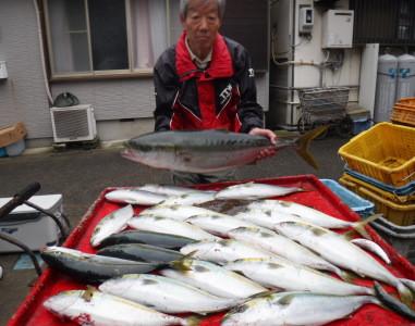 奥村釣船の2019年12月17日(火)4枚目の写真