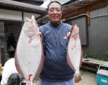 奥村釣船の2019年12月19日(木)1枚目の写真