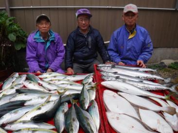 奥村釣船の2019年12月19日(木)3枚目の写真