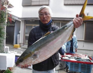 奥村釣船の2019年12月20日(金)1枚目の写真