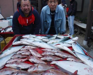 奥村釣船の2019年12月20日(金)2枚目の写真