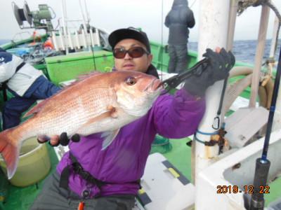 大栄丸の2019年12月22日(日)2枚目の写真