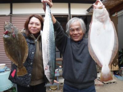 奥村釣船の2019年12月24日(火)1枚目の写真