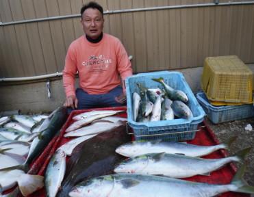 奥村釣船の2019年12月25日(水)4枚目の写真