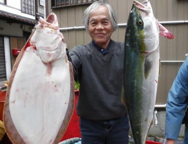 奥村釣船の2019年12月26日(木)1枚目の写真