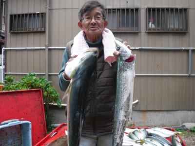 奥村釣船の2019年12月26日(木)2枚目の写真
